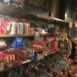 新横浜ラーメン博物館にある駄菓子屋『夕焼け商店』でレトロな空間を再現