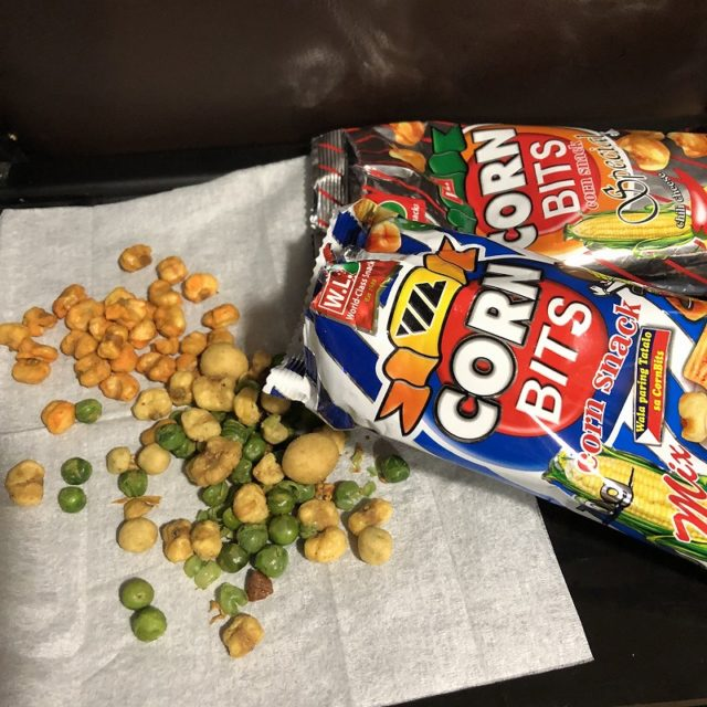 corn bitsの画像